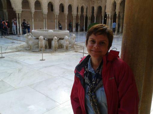 X Alhambra leones